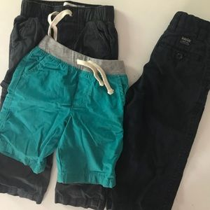Gap Old Navy toddler 2t pants shorts